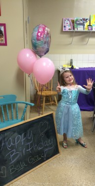 bella grace birthday pix